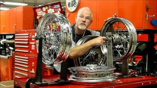 Doc Harley: Spoke Wheel