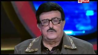 فيديو.. سمير غانم: هذا ما سأفعله لو كنت أميرًا لقطر