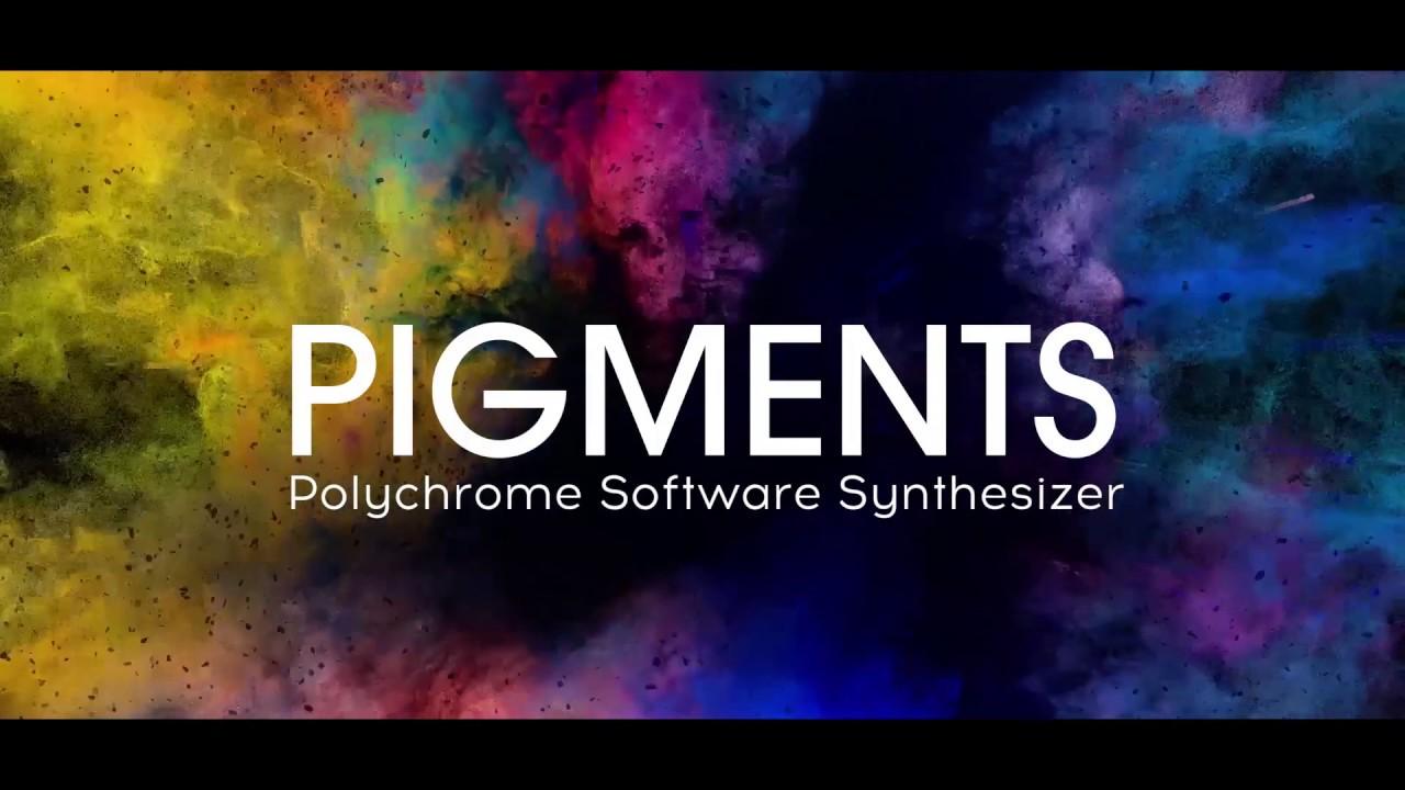 Arturia presents Pigments wavetable synthesizer plugin   macOS Audio