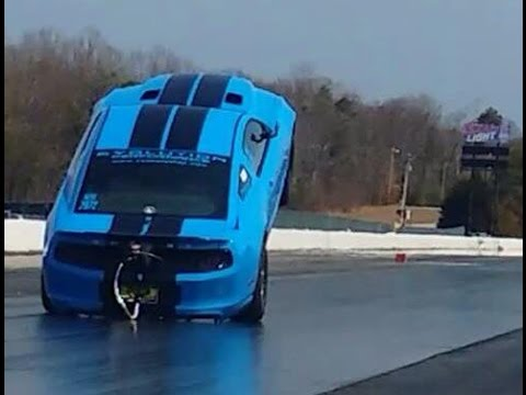Thumbnail: 2000hp Wheelie King Shelby GT500 - Evolution Performance