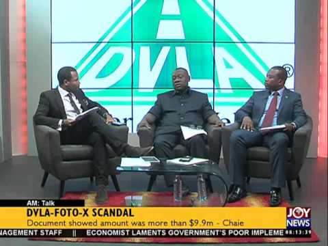 DVLA -Foto- X Scandal - AM Talk on Joy News (12-11-15)
