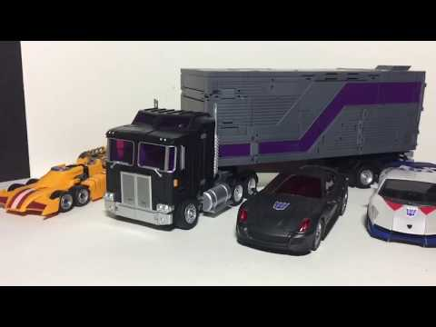 Transformission Powertrain or not Masterpiece Motor Master review