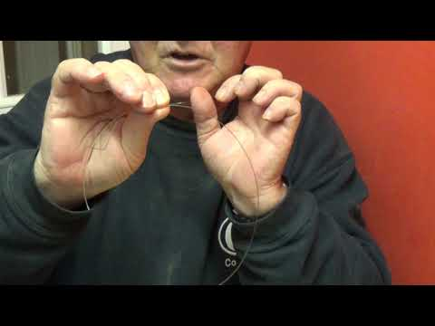 Easy Fishing The Sliding Stop Knot How To Tie