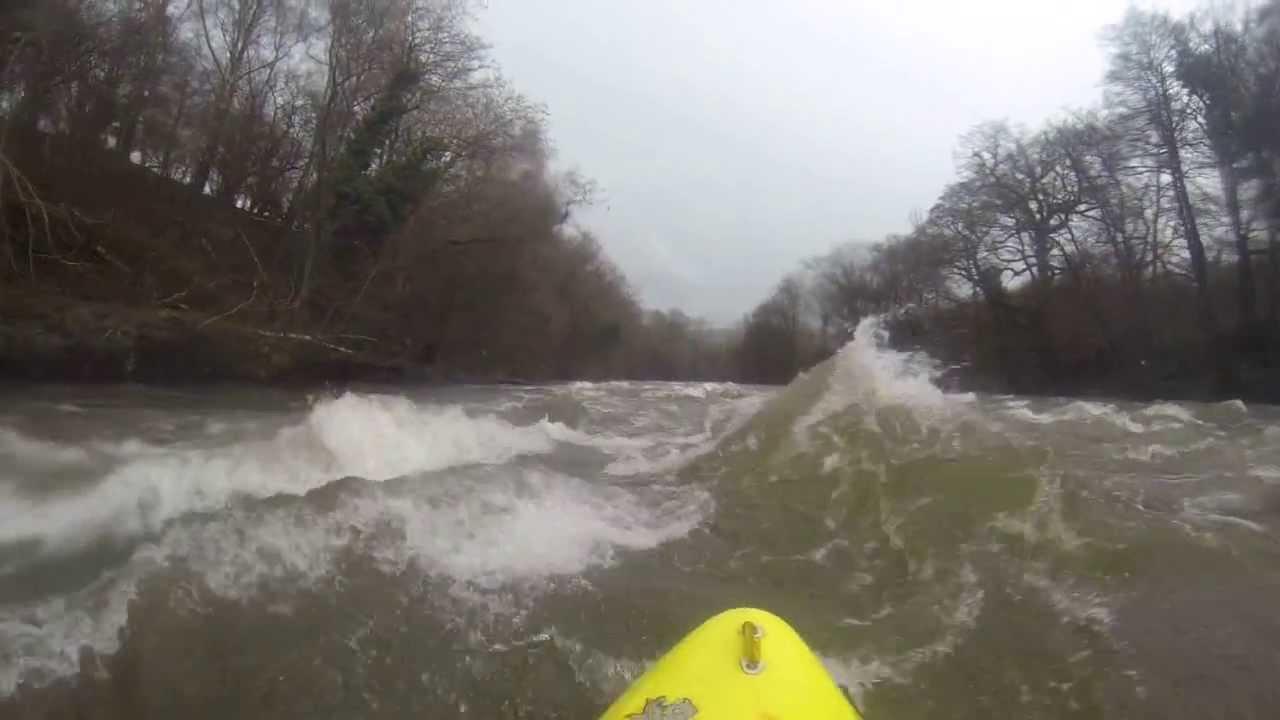 Cardiff Canoe Club Talybont-on-Usk to Crickhowell 05-01-14 ...