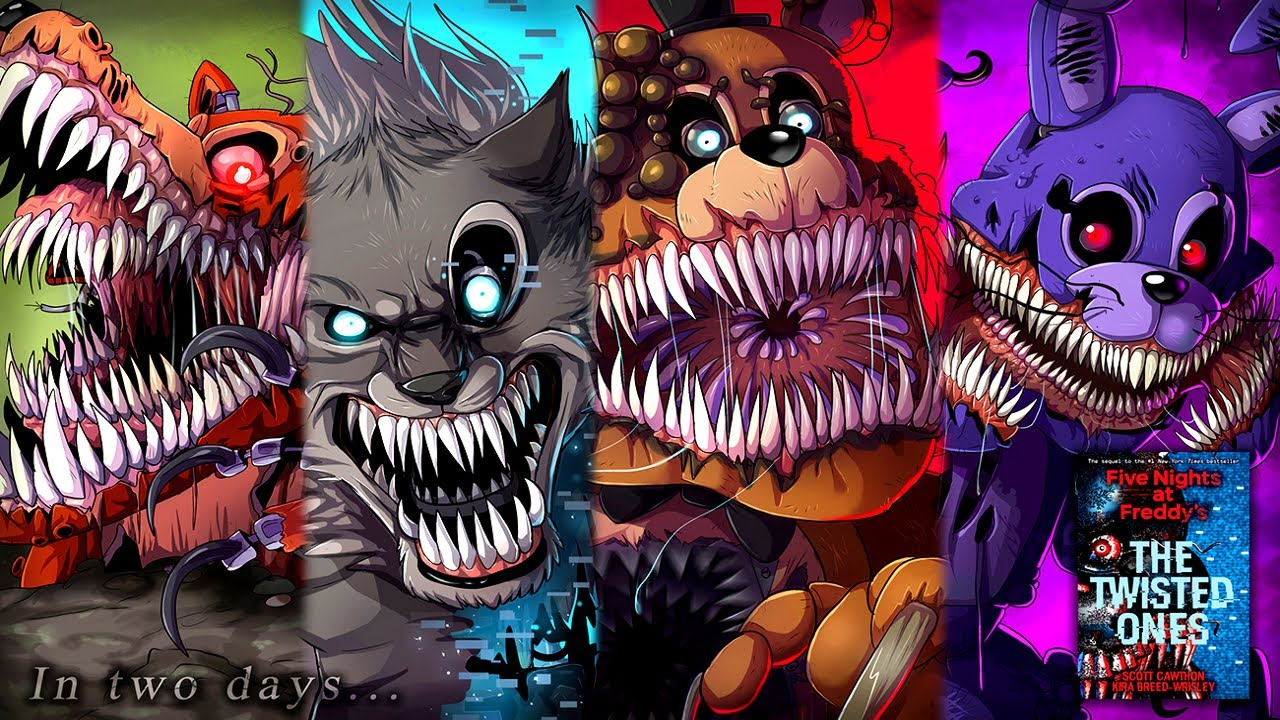 Five nights at freddys futa robots
