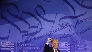 Trump's CPAC Address in Three Minutes