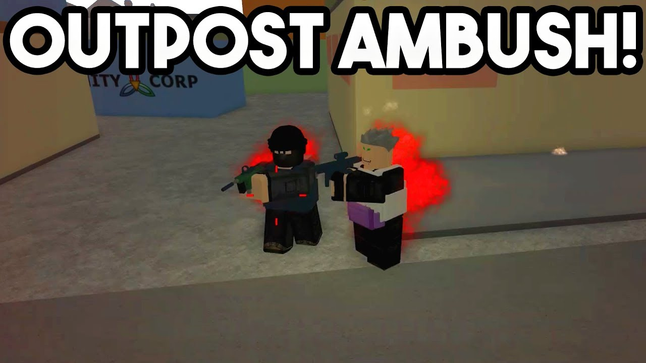 Outpost Ambush Apocalypse Rising Remade Adventures
