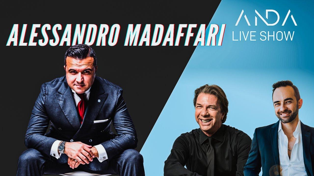 ANDA Live Show con Alessandro Madaffari