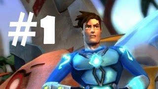 Zack Zero - Walkthrough Part 1 - Nahirg Camp [No Commentary] [HD PC]