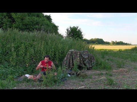 Vlog #3 - Frankreich, freundliche Menschen und ein leckeres Abendessen unter freiem Himmel