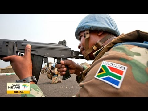 SANDF: National Armed Forces Day 2015