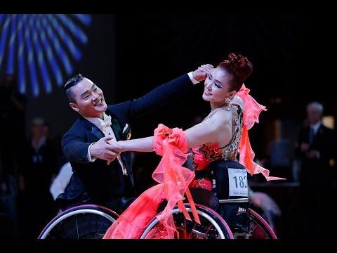 2015 IPC Wheelchair Dance Sport World Cup - St. Petersburg