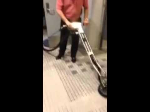 King Cobra 1200 Pro Grout Cleaning