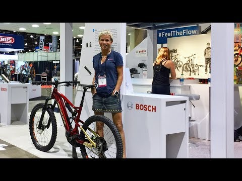 2019 Bosch Electric Bike Updates: Kiox Display, Heart Rate Monitor, Bosch Ebike App, PowerTube