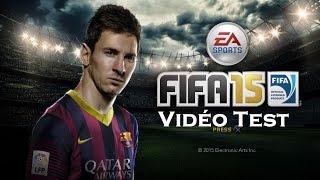 Vidéo Test Fifa 15