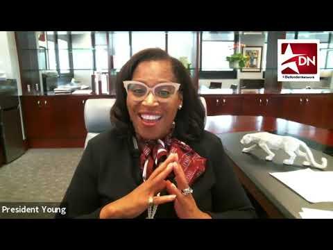 Defender Exclusive: Texas Southern Preisdent Dr. Lesia Crumpton-Young on rebuilding trust in TSU