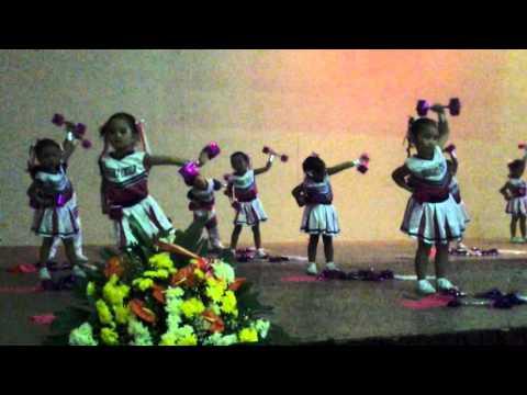Rhitz Angeli Pascual Dancing...