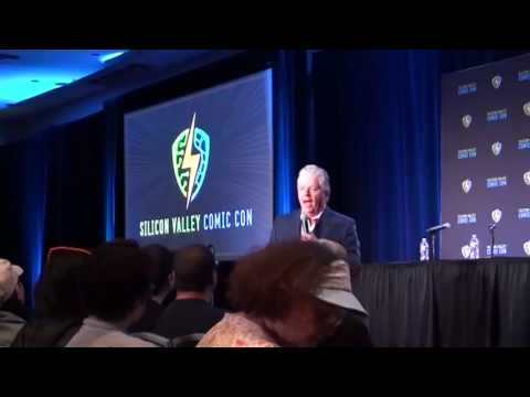 """2017 Silicon Valley Comic Con: Tom Wilson - """"Biff"""" of """"Back to the Future"""" fame"""