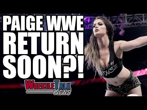 Paige Cleared For WWE RETURN! GFW No More?! | WrestleTalk News Sept. 2017
