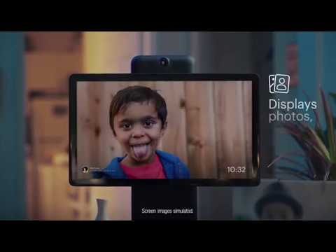 Facebook Portal Smart Hands-Free Video Calling