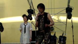 Talk in live com Shinichi Ishihara e Misato Aki - AnimeFamily 04/12/10 - Parte 3