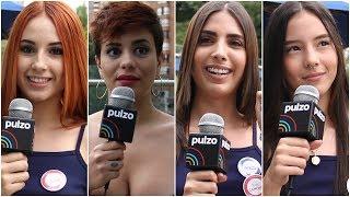 Modelos webcam responden preguntas picantes en el 'Reto Pulzo'