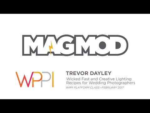 Wicked Fast and Creative Lighting Recipes for Wedding Photographers - WPPI 2017