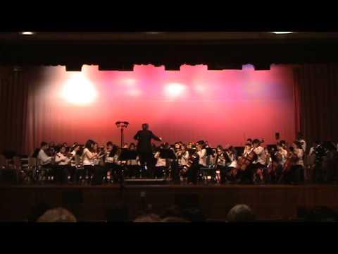 YOCJ Pro Arte Orchestra: Slavonic Dance Op. 46, No. 8- Antonin Dvorak