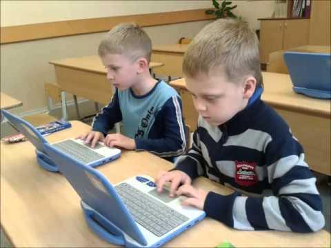 знакомство компьютером начальной школе презентация