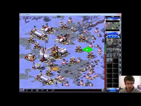 Red Alert 2: Yuri's Revenge - 7 vs. 1 Brutal enemies as Great Britan