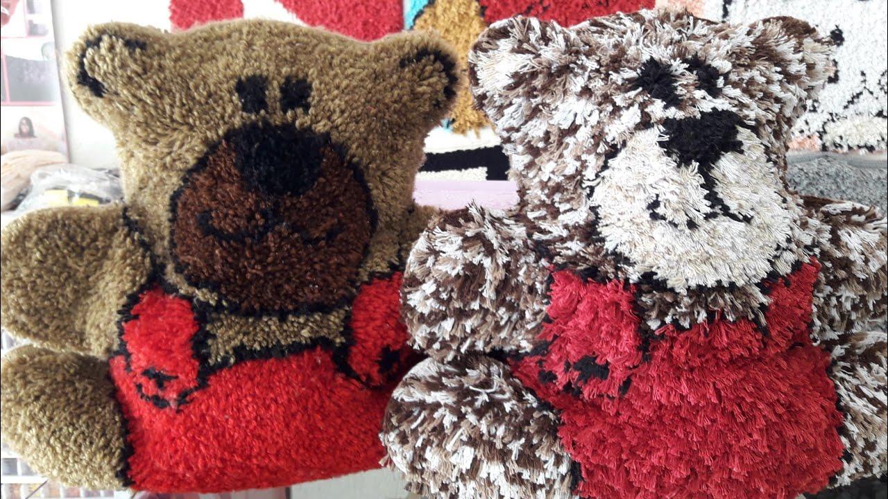 Urso e Elefante Maxi - Como Fazer Croche.ART.BR | 720x1280