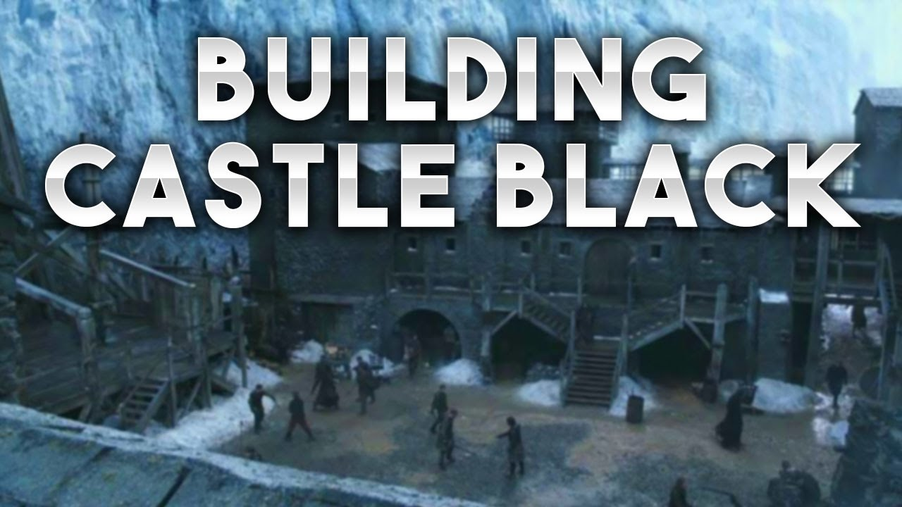 Building Castle Black Game Of Thrones In Halo 5 Youtube