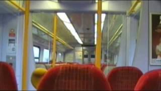 Class 458 Train Ride, Waterloo - Feltham 01/08/2009.