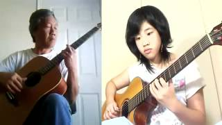 Linh Hồn Tượng Đá - Song Tấu Guitar