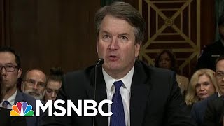 kavanaugh hearings