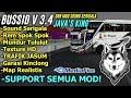 BUSSID V 3.4  OBB MOD SOUND SERIGALA JAVA'S KING REM SPOK SPOK MUNDUR TULULUT SUPPORT SEMUA MOD!