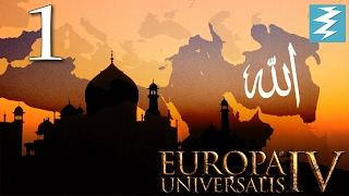 THE PROPHET MUHAMMAD [1] Rise of Islam - Europa Universalis 4 EU4 Paradox Interactive
