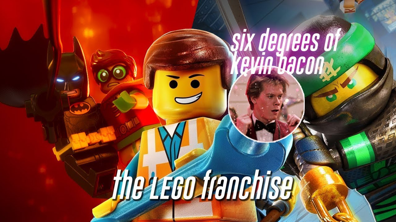 Six Degrees of Kevin Becon   The LEGO Movie franchise   YouTube Six Degrees of Kevin Becon   The LEGO Movie franchise
