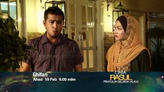 Repeat youtube video Telemovie Ghifari_Sempena Maulidur Rasul