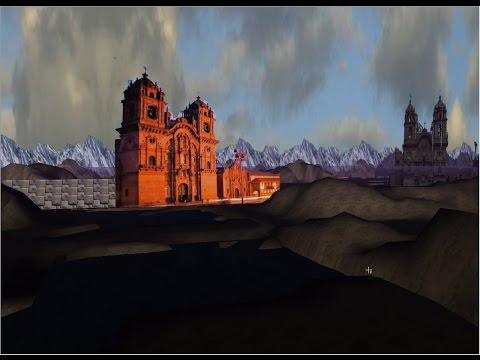 Walking to Cusco - DawgHaus