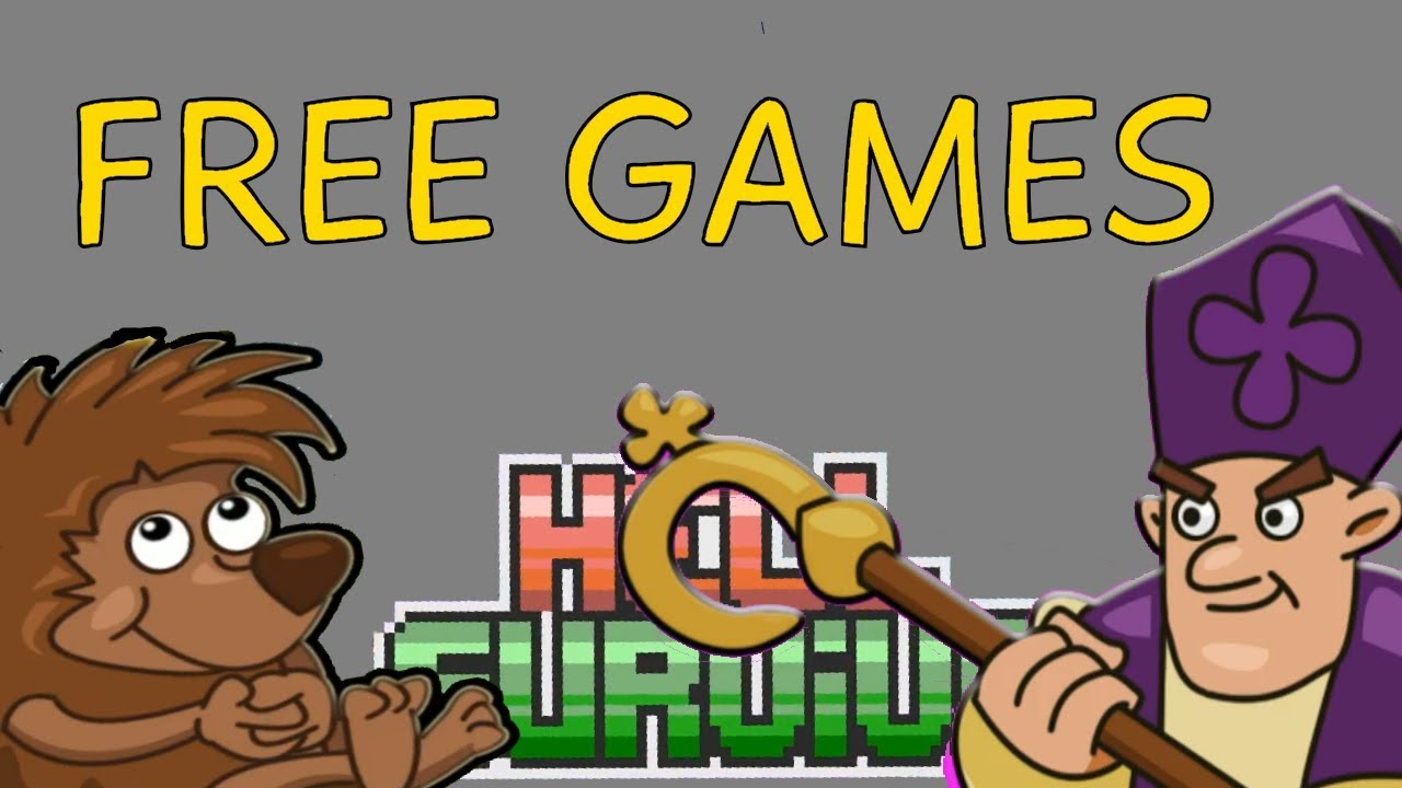 Free Games From A Fan Youtube
