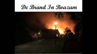Brand in Boazum