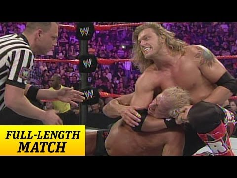 "FULL-LENGTH MATCH - Raw - Ric Flair & ""Rowdy"" Roddy Piper vs. Rated RKO"