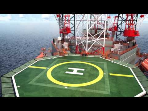 2017 Sixtrees 3D Technical Animation -  Marine, Construction & Engineering , Showreel