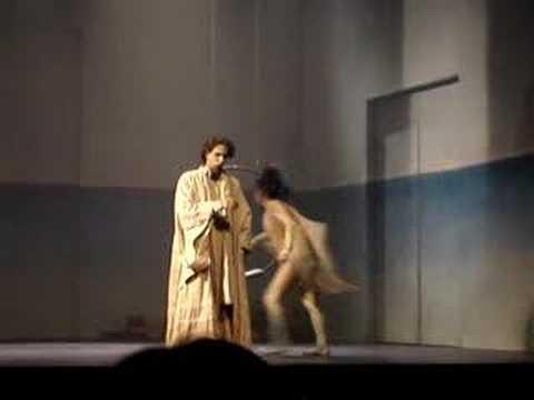 A tempestade Teatro São Pedro Sampa Regina Elena M...