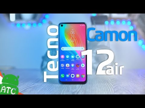 Tecno Camon 12 Air Full Review in Bangla | ATC