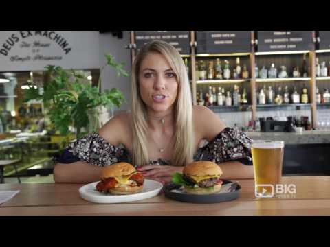 Deus Bar and Kitchen in Sydney for Craft Beers, Best Burger and Cocktails