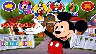 Mickey Mouse Friends Mickey Mouse Toddler 2000 Old Game Pc Full Walkthrough Youtube