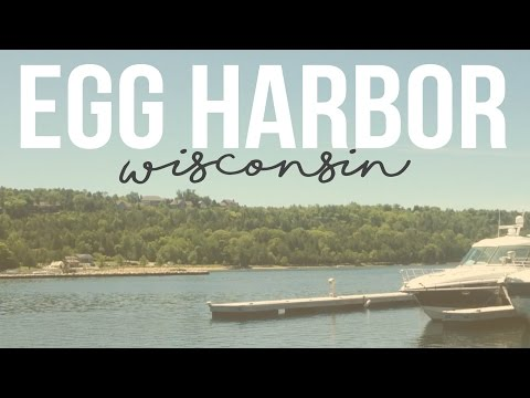 Exploring Egg Harbor, Wisconsin - a Tour with Drivin' & Vibin' - Travel Vlog