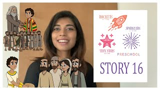 Sparklers Bible Story Episode 16